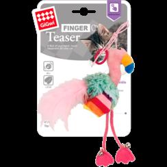 FINGER TEASER Flamingo