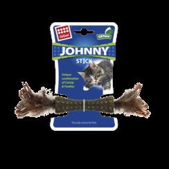 JOHNNY STICK met dubbele zijveren Blauw