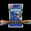 Johnny Stick  JOHNNY STICK met dubbele zijde papier veelkleurig
