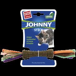 JOHNNY STICK met dubbele zijde papier veelkleurig