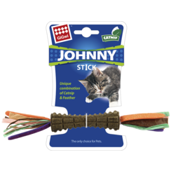 JOHNNY STICK with Double Side Paper Multicolor