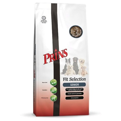 Prins Fit Selection hond senior 15 kg