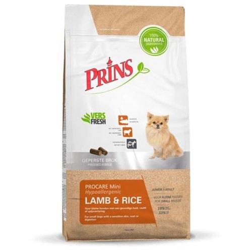 Prins ProCare mini lamb&rice hypoallergic (unizak) 7,5 kg