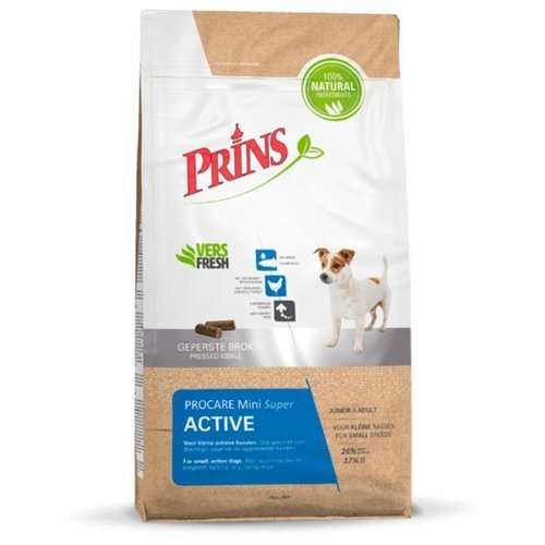 Prins ProCare mini super active (unizak) 7,5 kg