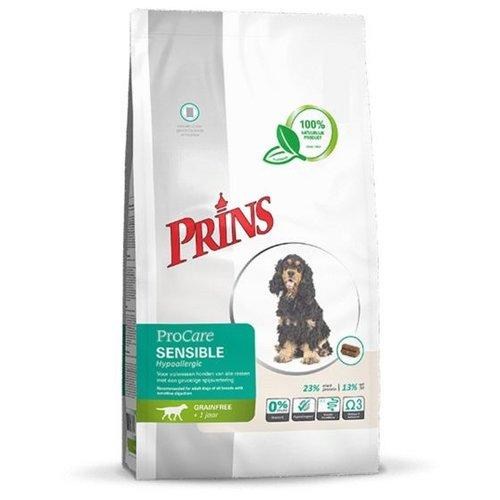 Prins ProCare grainfree sensible hypoallergic 12 kg