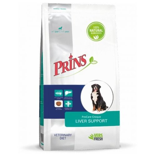 Prins ProCare dieet croque liver support 3 kg