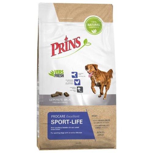 Prins ProCare sport-life excellent 15 kg