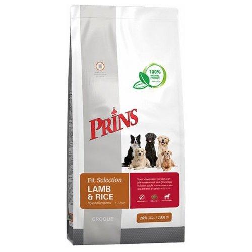Prins Fit Selection hond lam&rijst 15 kg