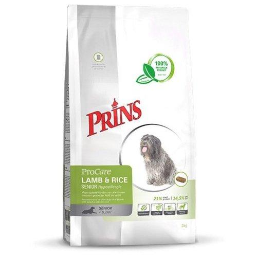 Prins ProCare lamb&rice senior hypoallergic 15 kg
