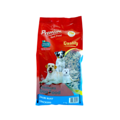 Salmon / Rice Crackers