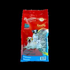 Zalm/ Rijst Crackers