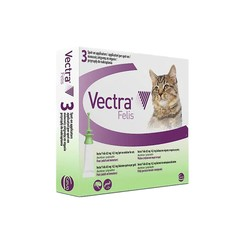 Vectra Felis /Kat 3 pipet