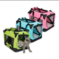 JV TRAVEL Foldable Pet Kennel