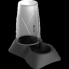 JV PLASTICS Stella Voedsel- en Waterdispenser Grijs