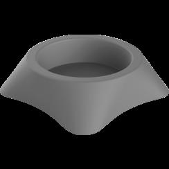 JV PLASTICS Stella Feeding Bowl Grey