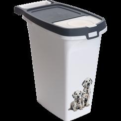 JV PLASTICS Food storage box White-10L 21x37x36cm