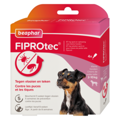 FIPROtec dog 2-10kg