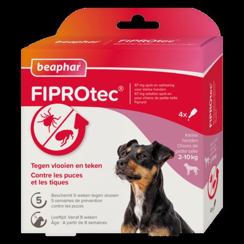 Beaphar FIPROtec dog 2-10kg