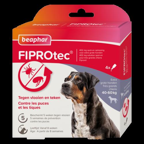 Beaphar FIPROtec hond 40-60kg