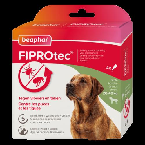 Beaphar FIPROtec hond 20-40kg