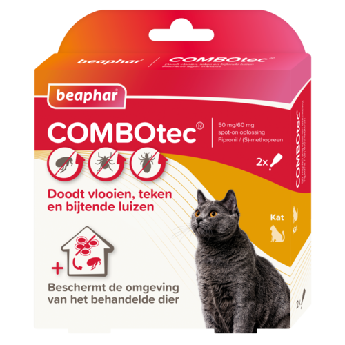 Beaphar COMBOtec cat