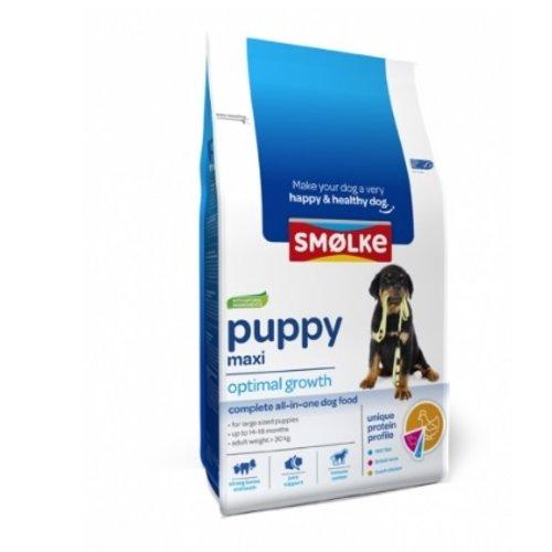 Smolke Smolke Puppy maxi optimal growth 3kg