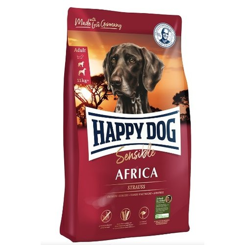 Happy Dog Happy Dog Supreme Sensible – Africa 1 kg