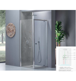 CTISE Shower system SPA