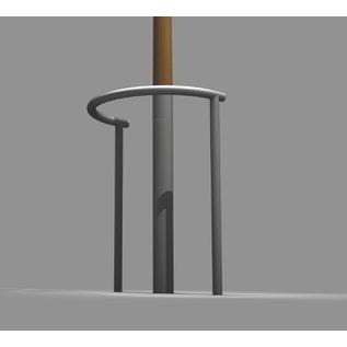 Mast- / Boombeschermer 033063