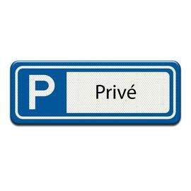 Parkeerplaatsbord Privé