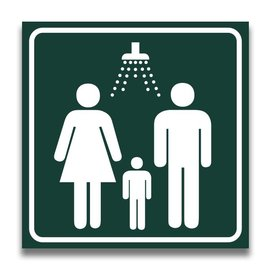 Toiletbord familiedouche