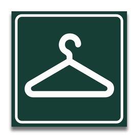 Toiletbord kleedruimte