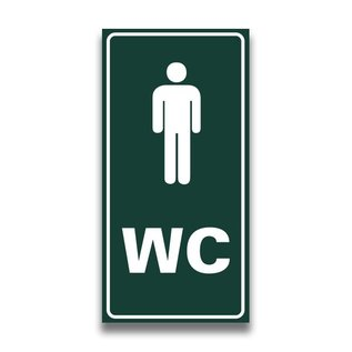 Toiletbord toilet heren wc