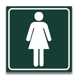 Toiletbord toilet dames