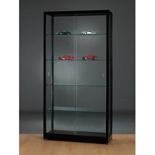 Vitrine WME H1000-Zwart