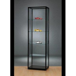 Vitrine WMS H600-Zwart