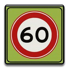 Verkeersbord RVV 0160fs