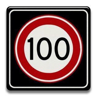 Verkeersbord RVV A01100s