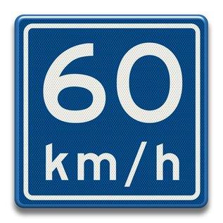 Verkeersbord RVV A0460