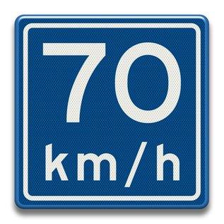 Verkeersbord RVV A0470
