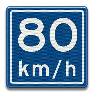 Verkeersbord RVV A0480
