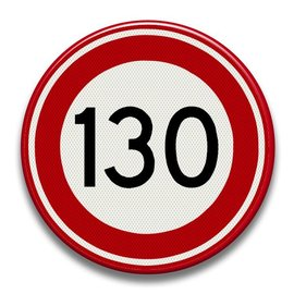Verkeersbord RVV A01130