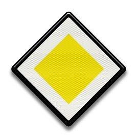 Verkeersbord RVV B01