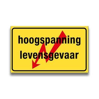 Hoogspanning A