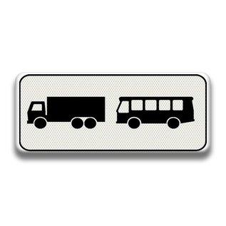Verkeersbord RVV OB13