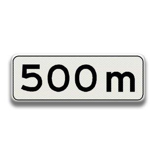 Verkeersbord RVV OB401-500