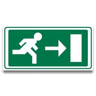 Nooduitgang 1 rechts