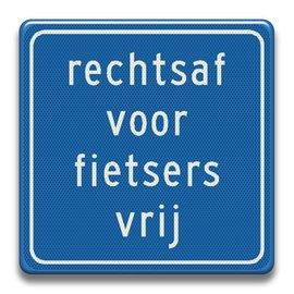 Verkeersbord RVV VR06