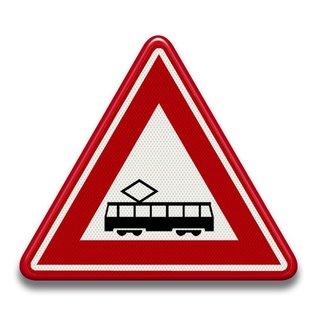 Verkeersbord RVV J14