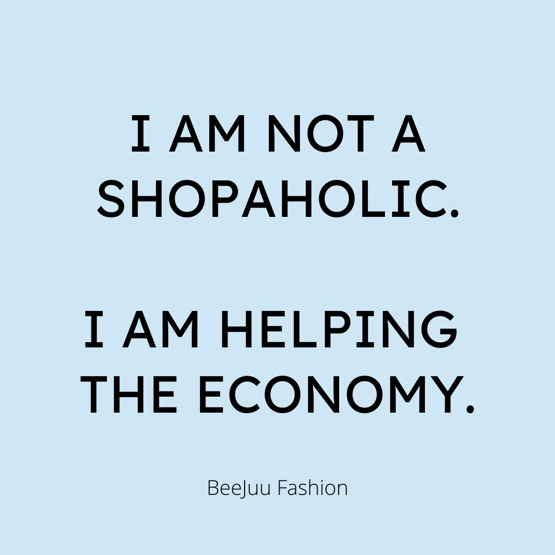 Shopaholics! Don't worry, we got you covered!